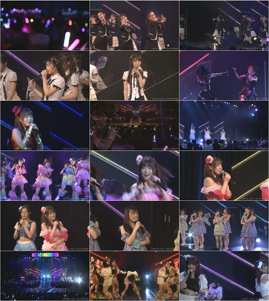 (LIVE)(720p) AKB48 SKE48 NMB48 HKT48公演 180126 180127 180129