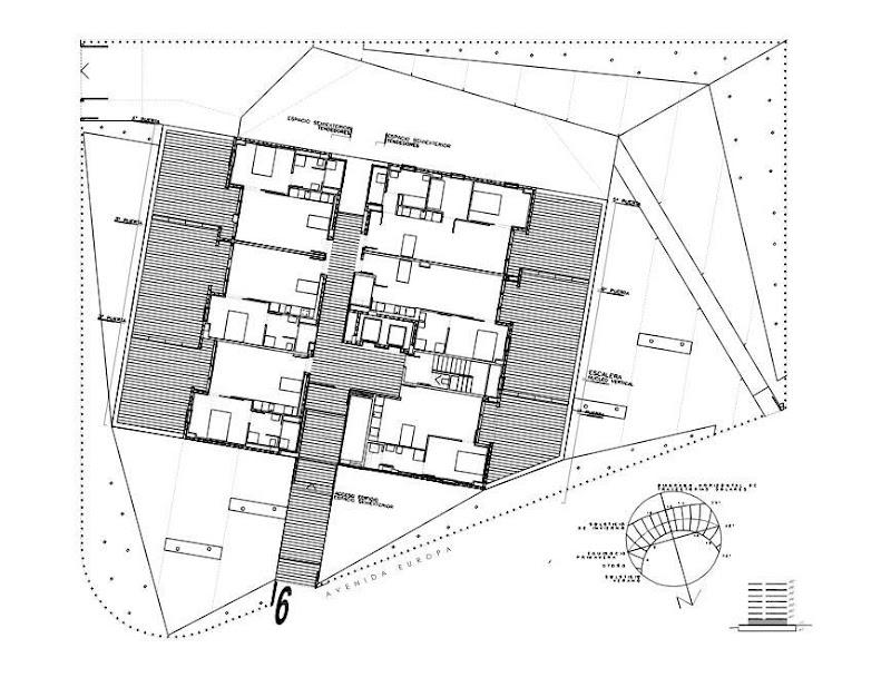 Edificio Residencial en Masrampinyo - R+B