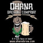 Logo for Ohana Brewing Company