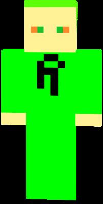 *Tornado Comes* Green Ninja: