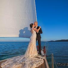 Wedding photographer Richárd Deutsch (ricciohu). Photo of 03.03.2019