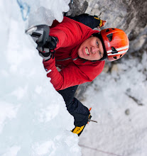 Photo: Mixed climbing in Canada