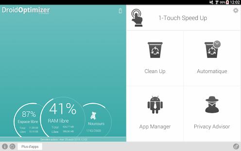 meilleure application android pour la batterie