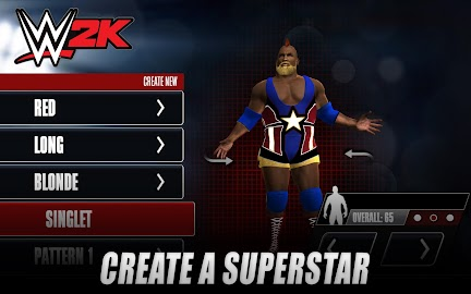 Download GAME WWE 2K v1.0.8041 Apk + OBB Data for Android
