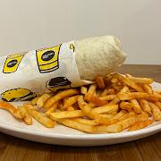 The Banderas (Vegan) Wrap