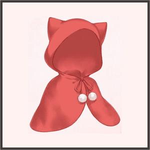 R-赤マント