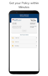 Insure: Buy Car, Health & Travel Insurance App Download For Android and iPhone 6