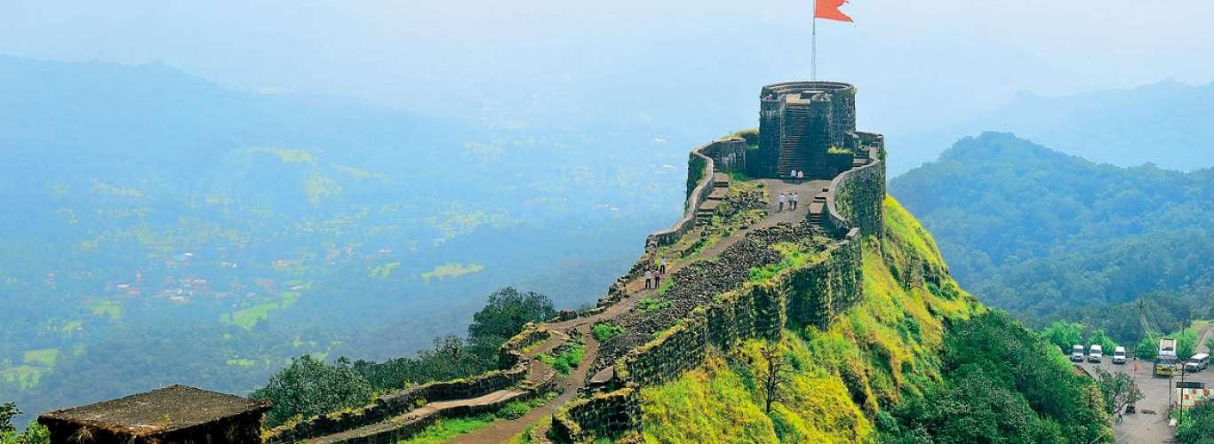 Image result for pratapgad fort images