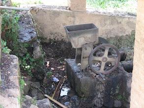 Photo: Ntobwe Coffee Mill