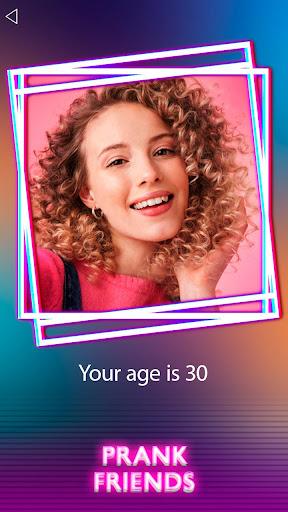Age Scanner Photo Simulator apktreat screenshots 2