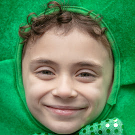 Aiden by VAM Photography - Babies & Children Children Candids ( st. patrick's day parade, places, culture, nyc, parade, costume, child )