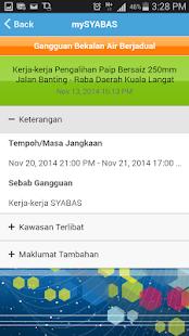 mySYABAS - Apps on Google Play