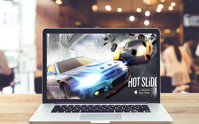 Hot Slide HD Wallpapers Game Theme