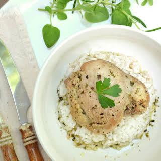 Bay Chicken - 8 Bay Leaf Chicken.
