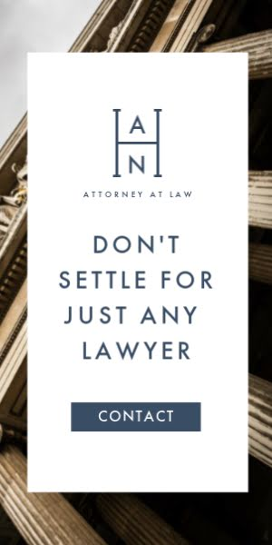 Hernandez Attorney - Half Page Ad Template