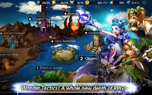 Wonder Tactics 1.6.1 screenshots 12