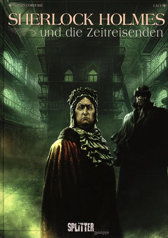Sherlock Holmes und die Zeitreisenden (2016)