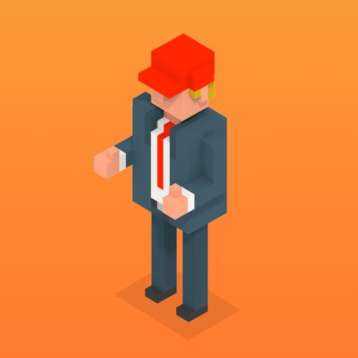 Trumpy Wall 街機 App LOGO-硬是要APP
