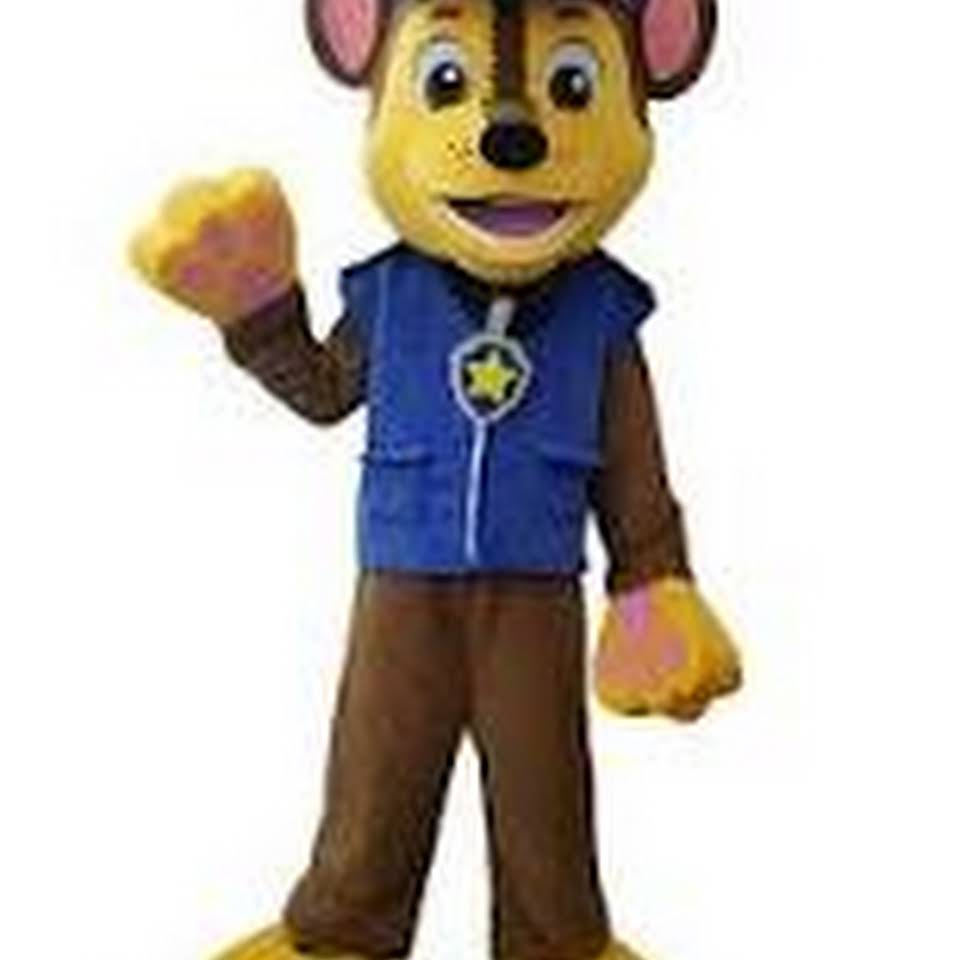 Hire Chase Chicago. Paw Dog Patrol. Chase is one of the main protagonists, as a German shepherd puppy he fights crime. Chase is the kid's favorite of the paw patrol, a lovable police dog