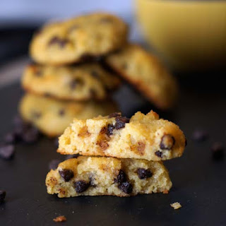Coconut Flour Chocolate Chip Cookies (Grain-Free) Recipe