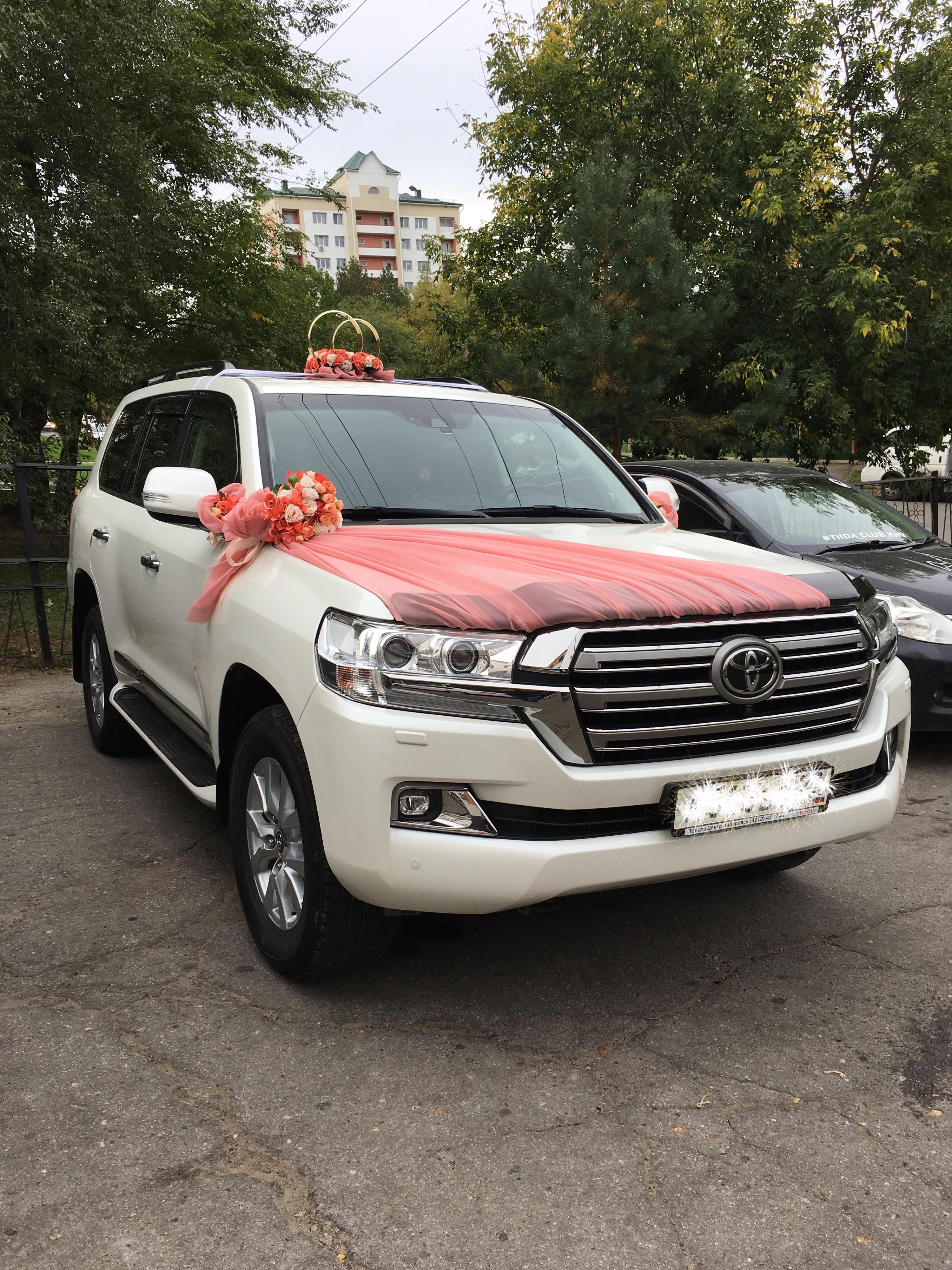 Land Cruiser 200 в Хабаровске