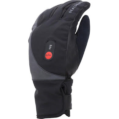 SealSkinz Waterproof Heated Cycle Gloves