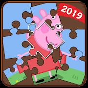 Game Pepa and Pig Jigsaw Puzzle Game para niños APK for Kindle
