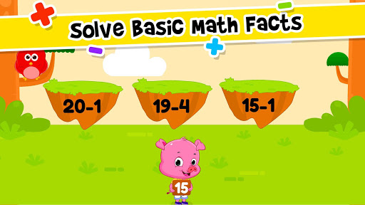 Addition and Subtraction for Kids - Math Games 1.8 screenshots 12