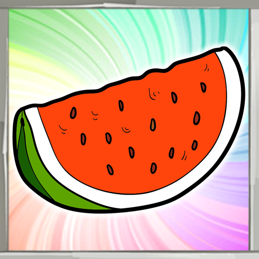 Fruit Coloring Book Aplikasi Di Google Play
