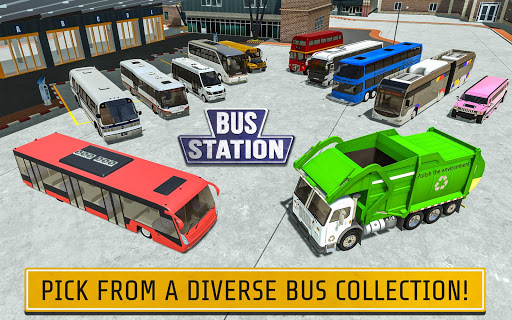 Bus Station: Learn to Drive! 1.3 screenshots 10