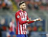 Carrasco et l'Atlético contraints au partage