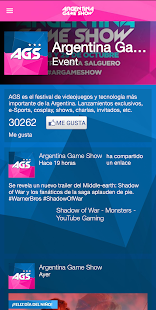 Argentina Game Show Coca-Cola For Me: miniatura de captura de pantalla