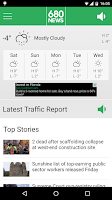 Screenshot of 680 NEWS