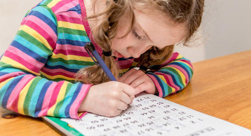 How to raise a child who loves math (K to 1)