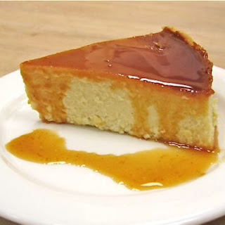 Cheese Flan Recipe