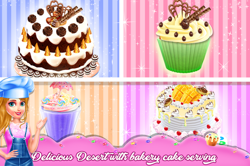 Doll Cake Bake Bakery Shop - Cooking Flavors 1.0.0 screenshots 8