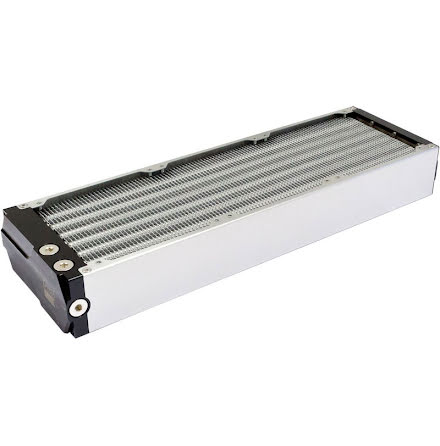 AquaComputer airplex modularity 420 mm, aluminium fins
