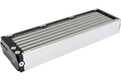 AquaComputer airplex modularity 420 mm, aluminium fins