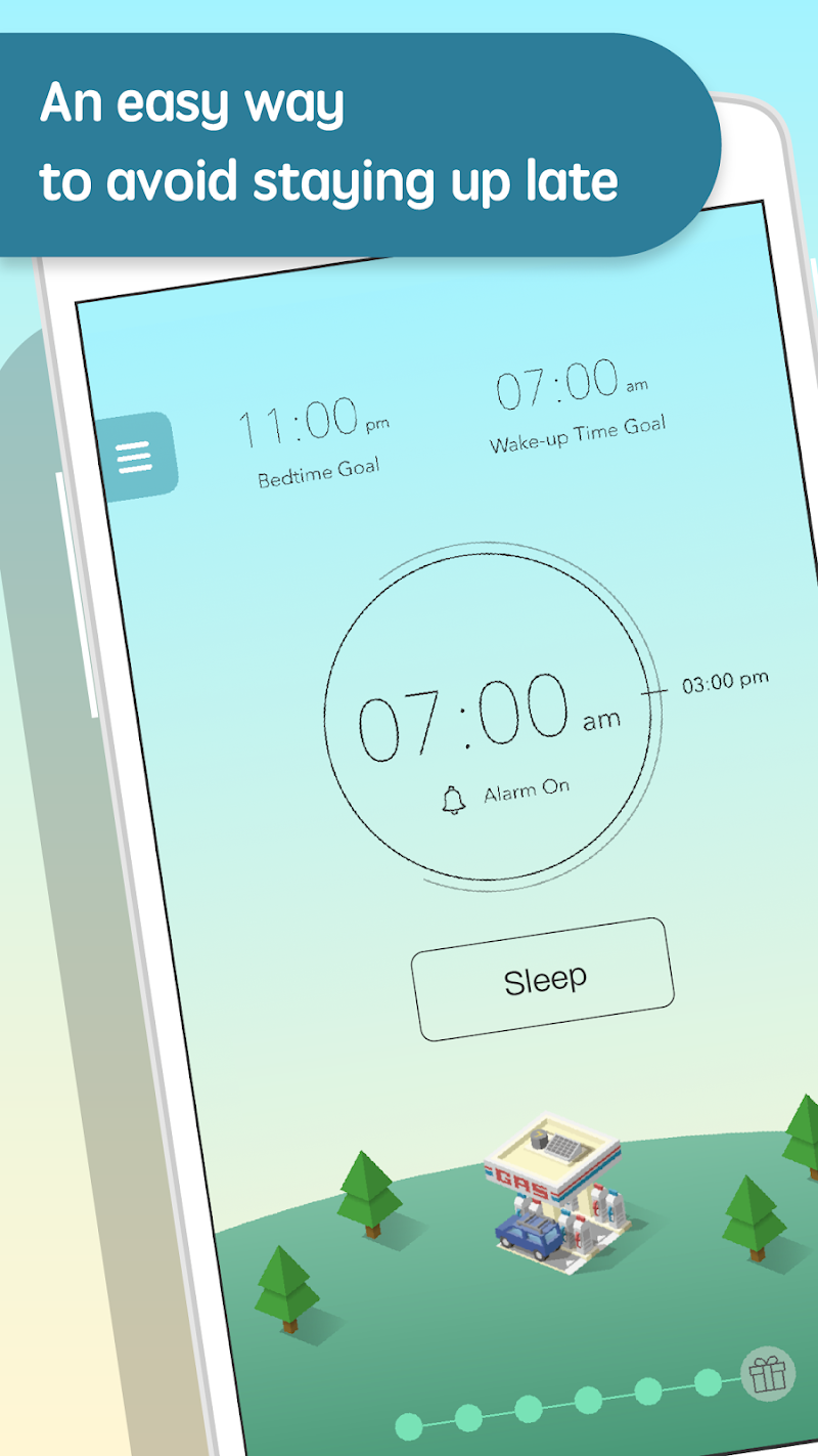 SleepTown Screenshot 1