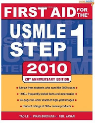 First Aid For The Usmle Step 1 - Tao Le