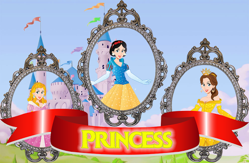Princess School Dressup Story