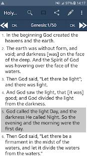 Holy Bible NKJV-Offline Bible - náhled