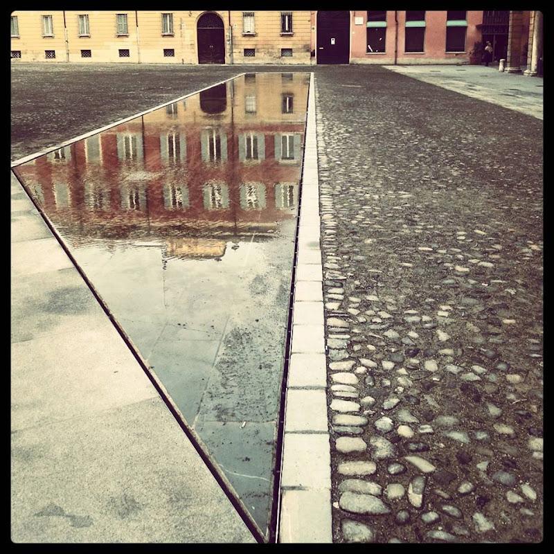 Water's mirror di Francesca Malavasi