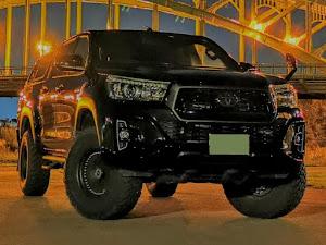 ハイラックス GUN125 Z.Black rally editionのカスタム事例画像 なんさんの2020年10月12日18:40の投稿