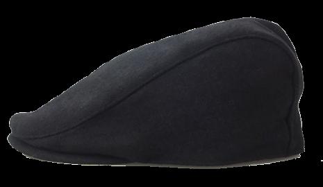 BB Black Wool Cap, svart