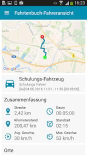 GPS CarControl - náhled