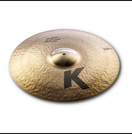"18"" Zildjian K Custom - Fast Crash"