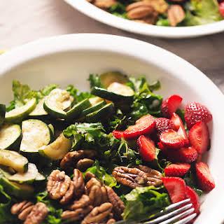 Low Carb Breakfast Salad.