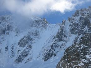 Photo: Col de l'Aiguille Verte