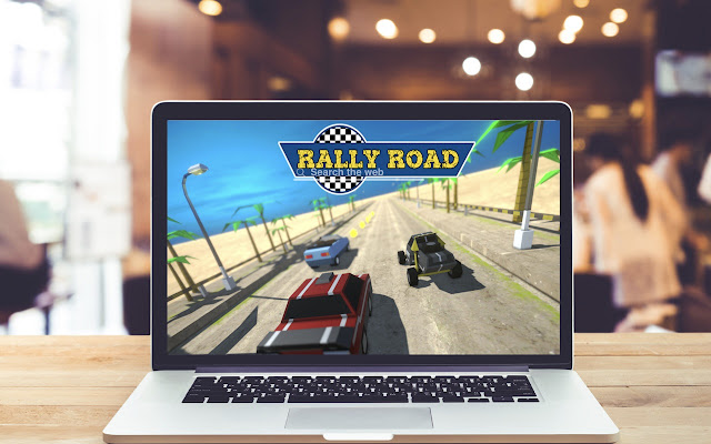 Rally Road HD Wallpapers Game Theme